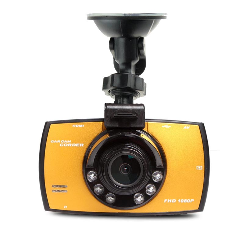 Mini Araba Dvr Kamera Full HD 1920x1080 P Kaydedici Dashcam Video Registrator Dvr G-Sensor Gece Görüş Dash cam Novatek 96220