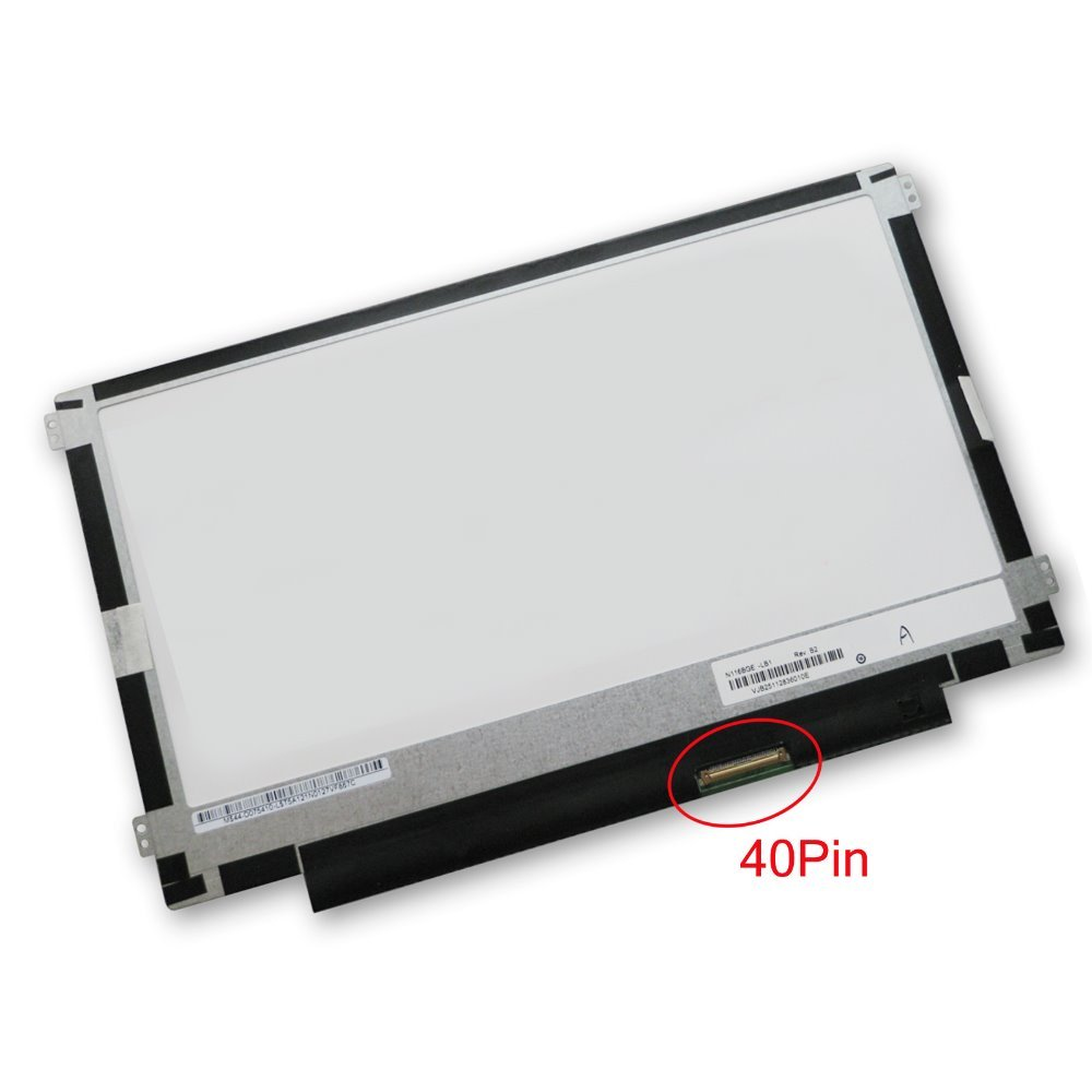 YENI 11.6 LED Slim LCD Ekran B116XW03 V.0 LTN116AT06 N116BGE-LB1 LTN116AT04 40PIN